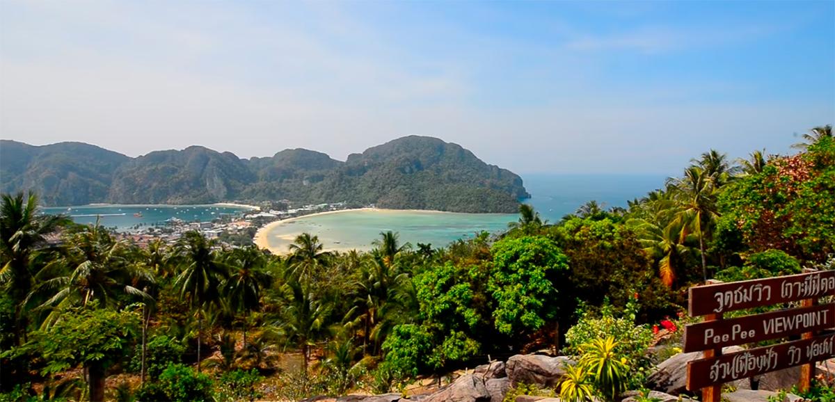 Таиланд открывает Краби