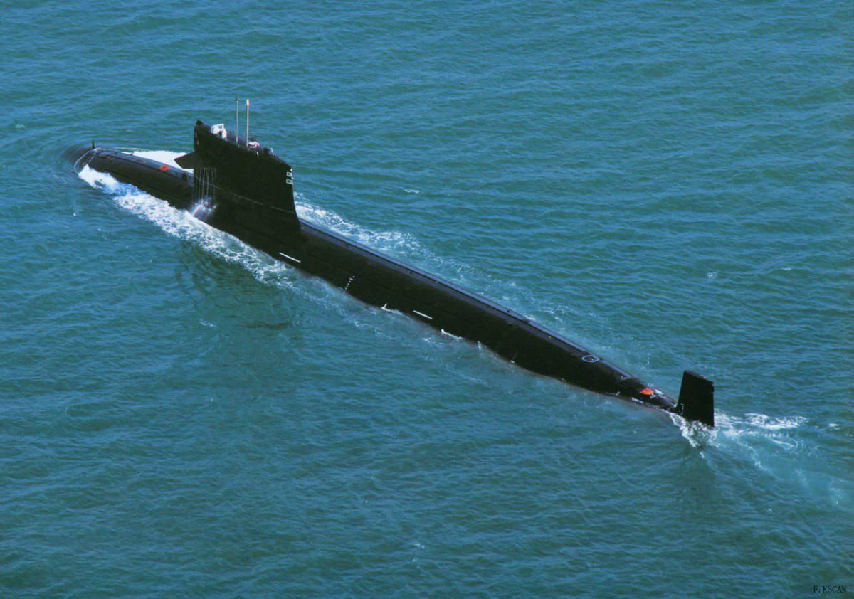 Таиланд закупит в Китае две неатомные подводные лодки класса S26T