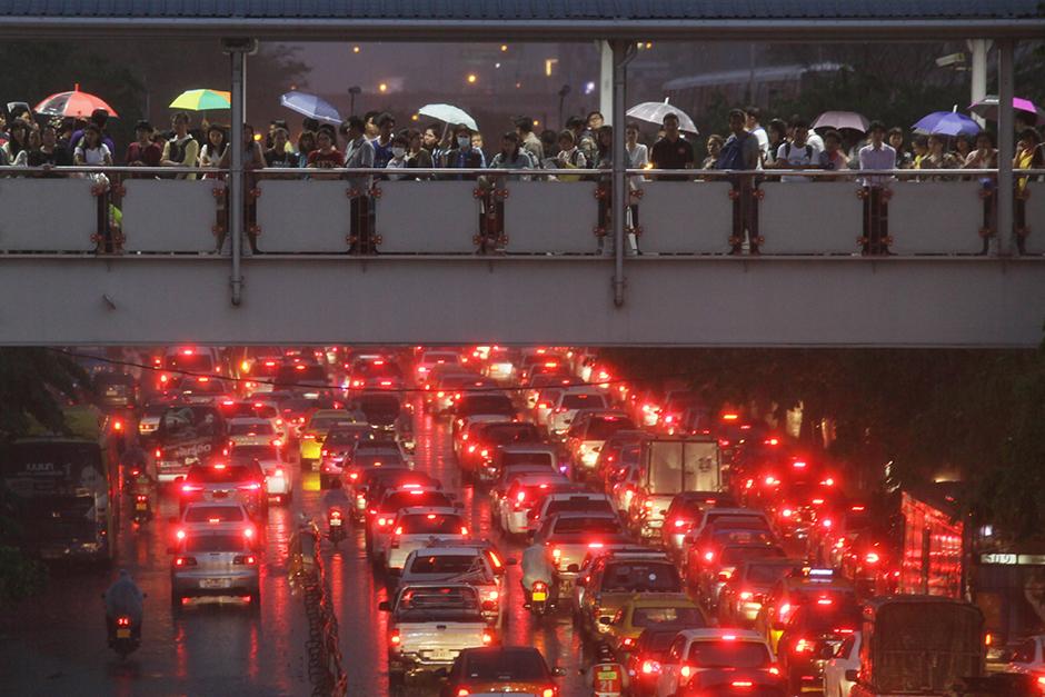 Обратный отсчет до сезона дождей в Таиланде