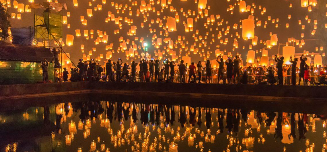 Пхукет готовится отметить праздник Лой Кратонг 22 ноября