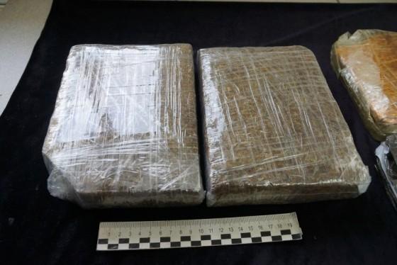 Новосибирец привез из Таиланда чемодан с двумя килограммами марихуаны