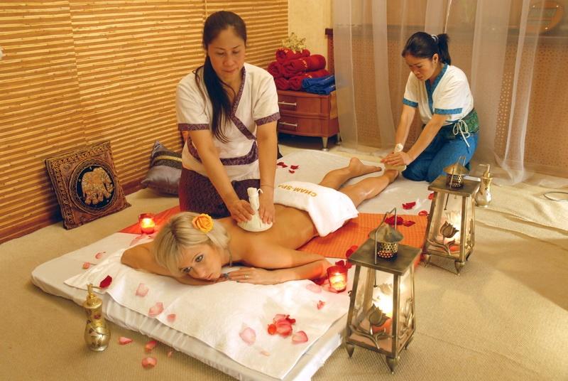 Всё о тайском массаже в Тае