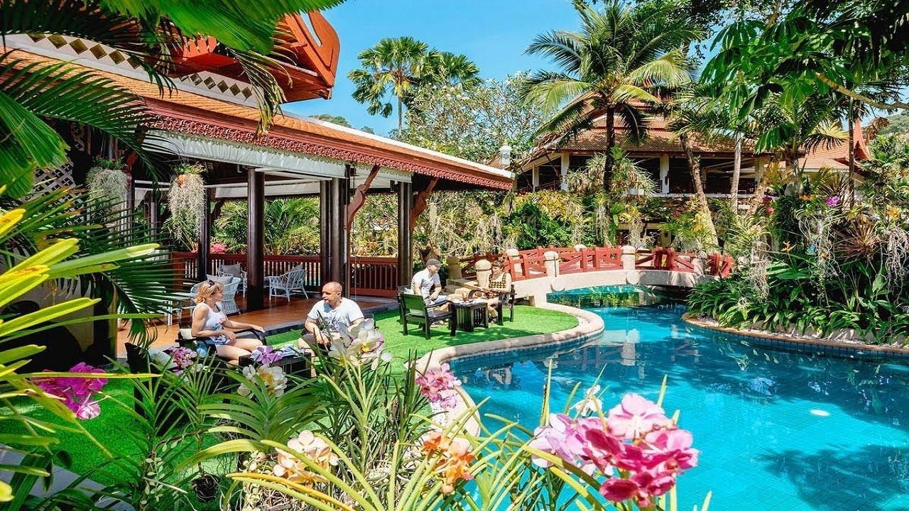 Спрос на отели Таиланда снова вырос