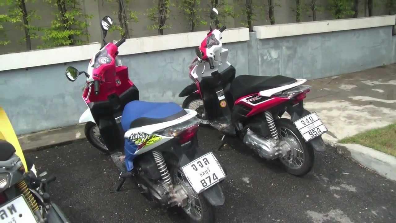 Рекомендации для покупателей мотобайков в Тае