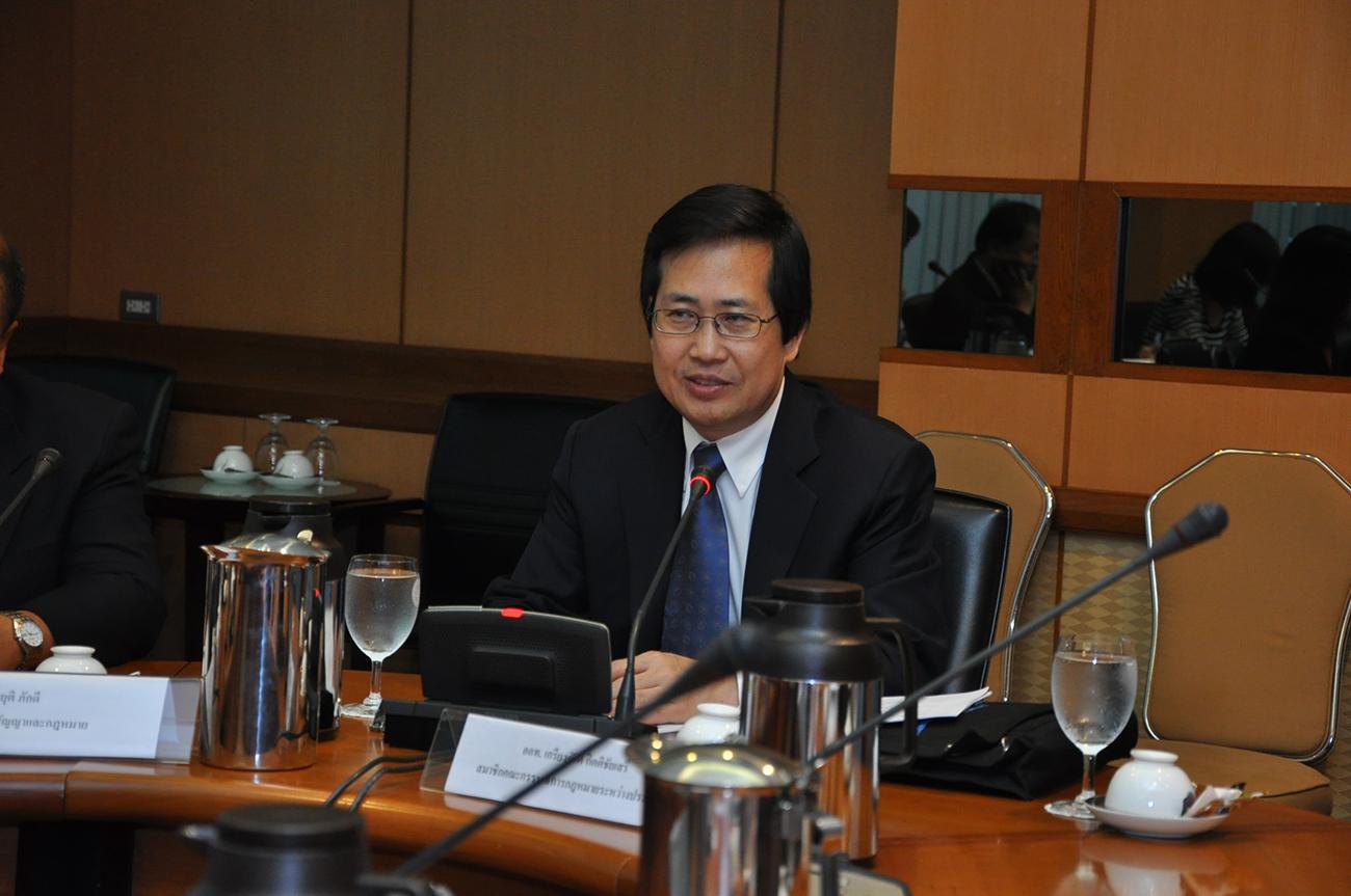 Посол Таиланда в России выбран в Международный трибунал ООН по морскому праву