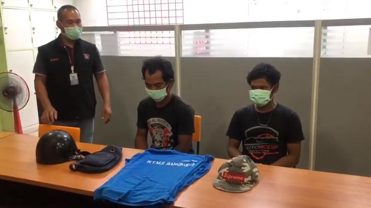 В Паттайе двое тайцев угнали мотобайк у британца