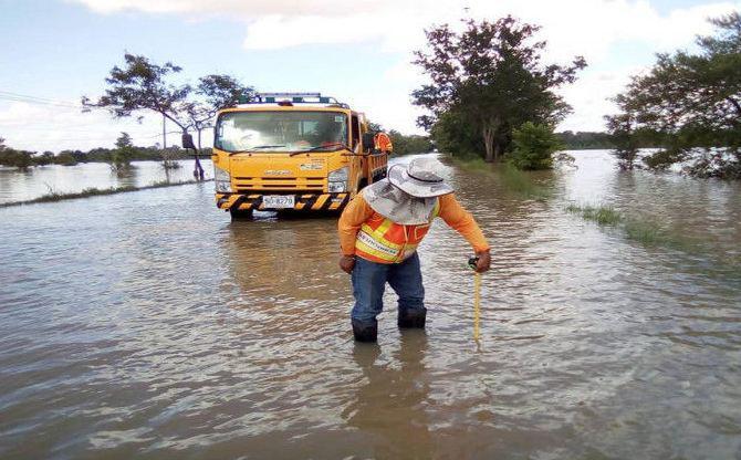 После тайфунов и наводнений Таиланд всё ещё готовится к худшему