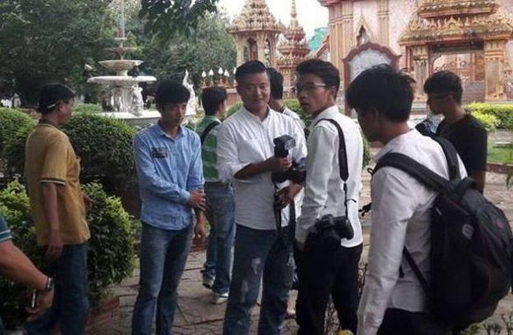 На Банг-Тао арестован фотограф с лори