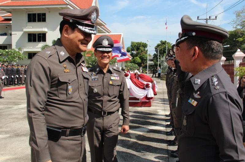 Полицейским острова Пхукет дали указание усилить контроль за правопорядком