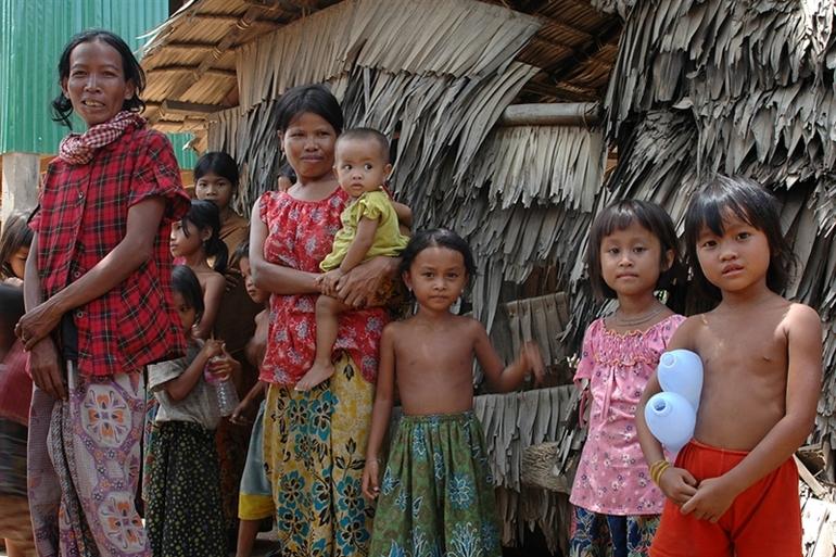 Треть жителей Камбоджи оказалась заражена паразитическим червем