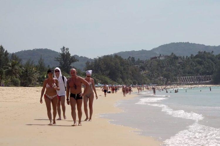 Туристов обяжут отчитаться о местоположении еще до въезда в Таиланд