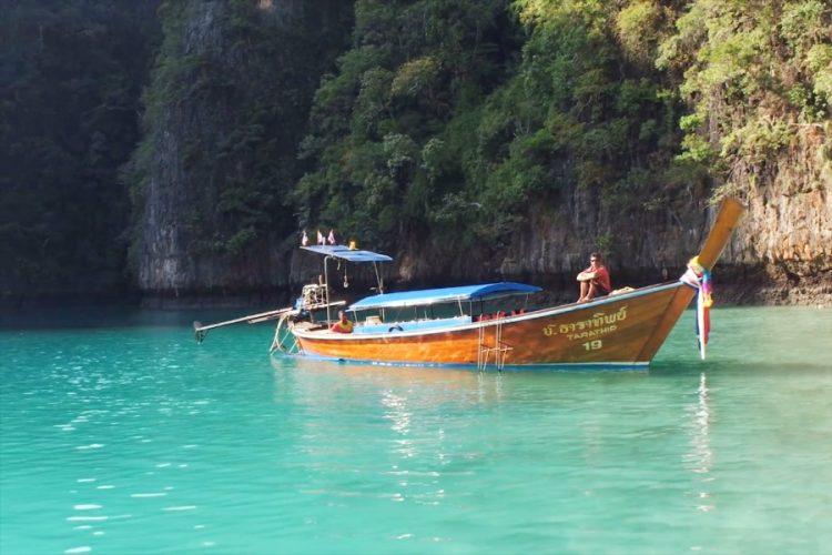 В Таиланде сообщили, когда готовы открыть залив Майя Бэй