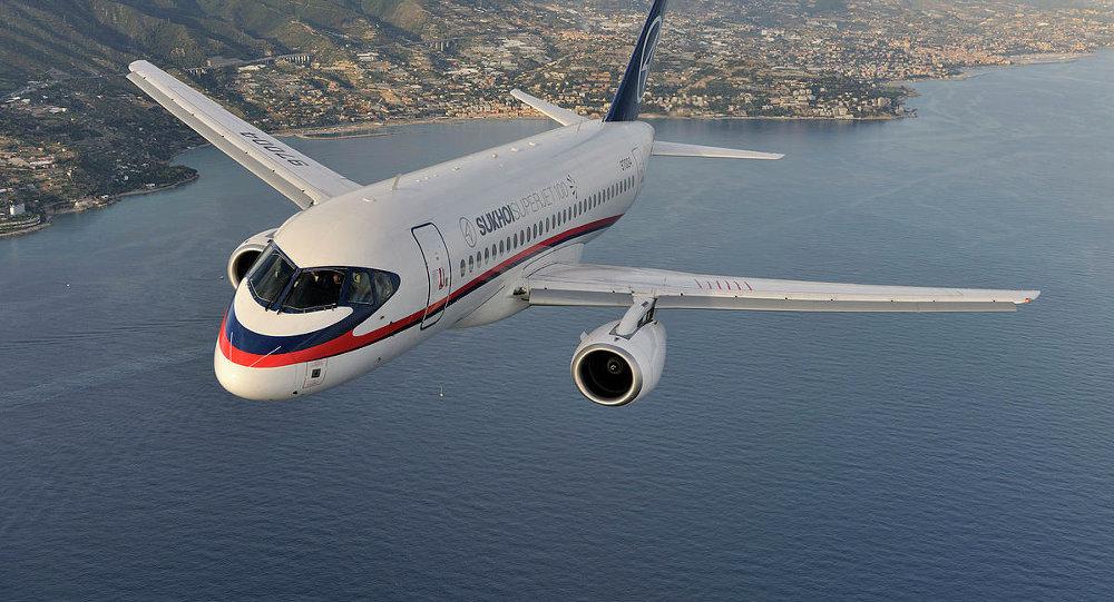 В России создали петицию с требованием отказаться от использования Superjet