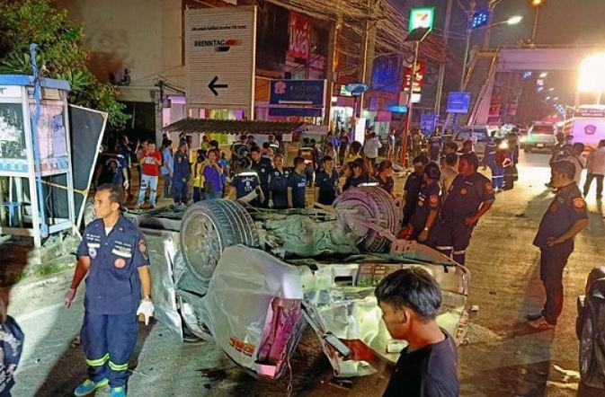 ДТП унесло жизни 17 студентов в Таиланде