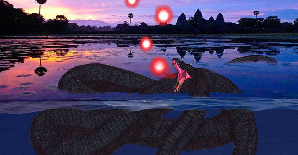 Шоу огненных шаров в Таиланде