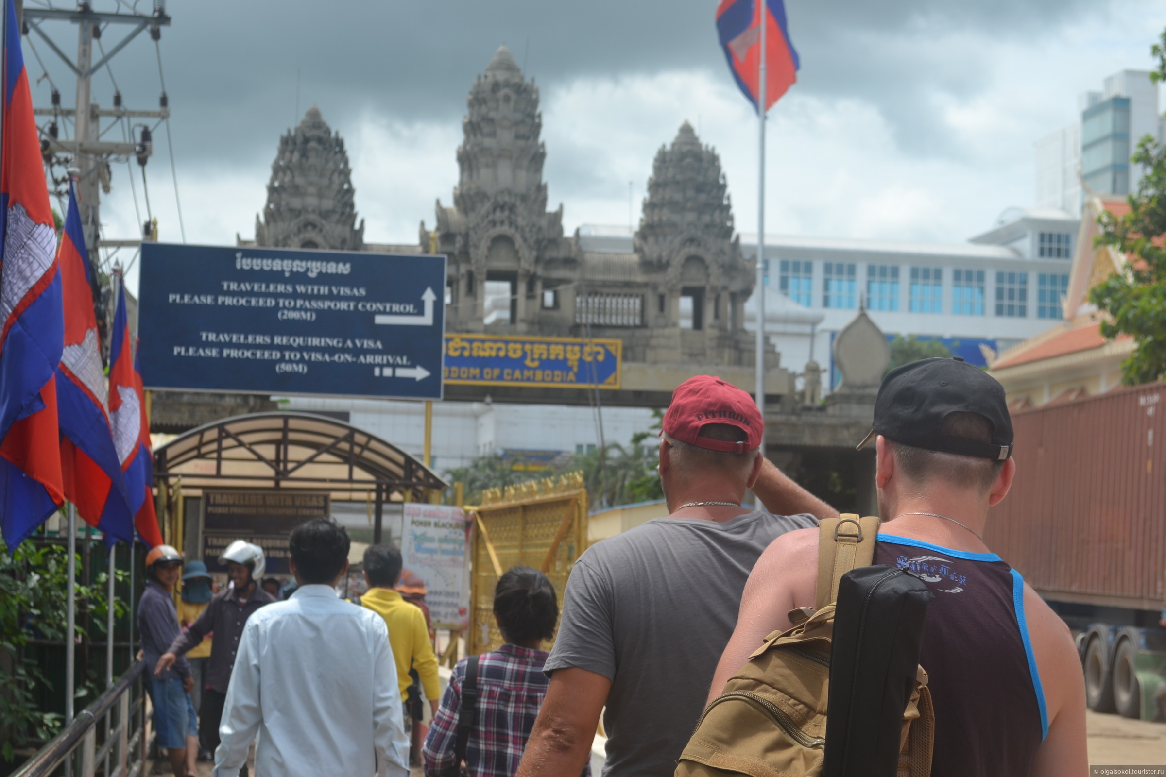 В Камбодже COVID-19 нашли у дипломатов из США