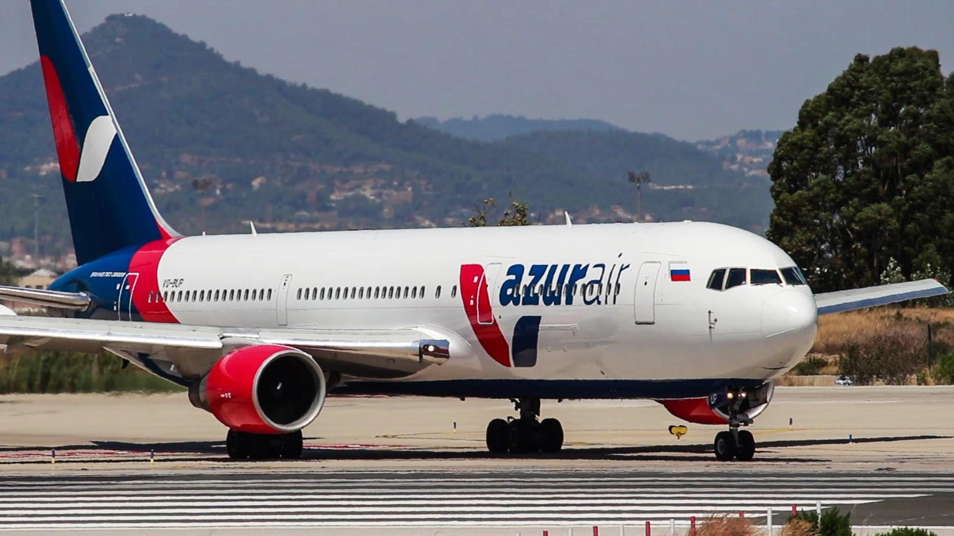 Авиакомпания Azur Air на 4 часа задержала вылет в Таиланд