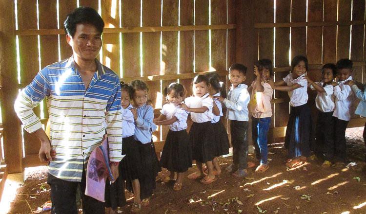 Камбоджа рассматривает вакцинацию детей в возрасте от трех до шести лет в качестве 5-го этапа вакцинации против COVID-19