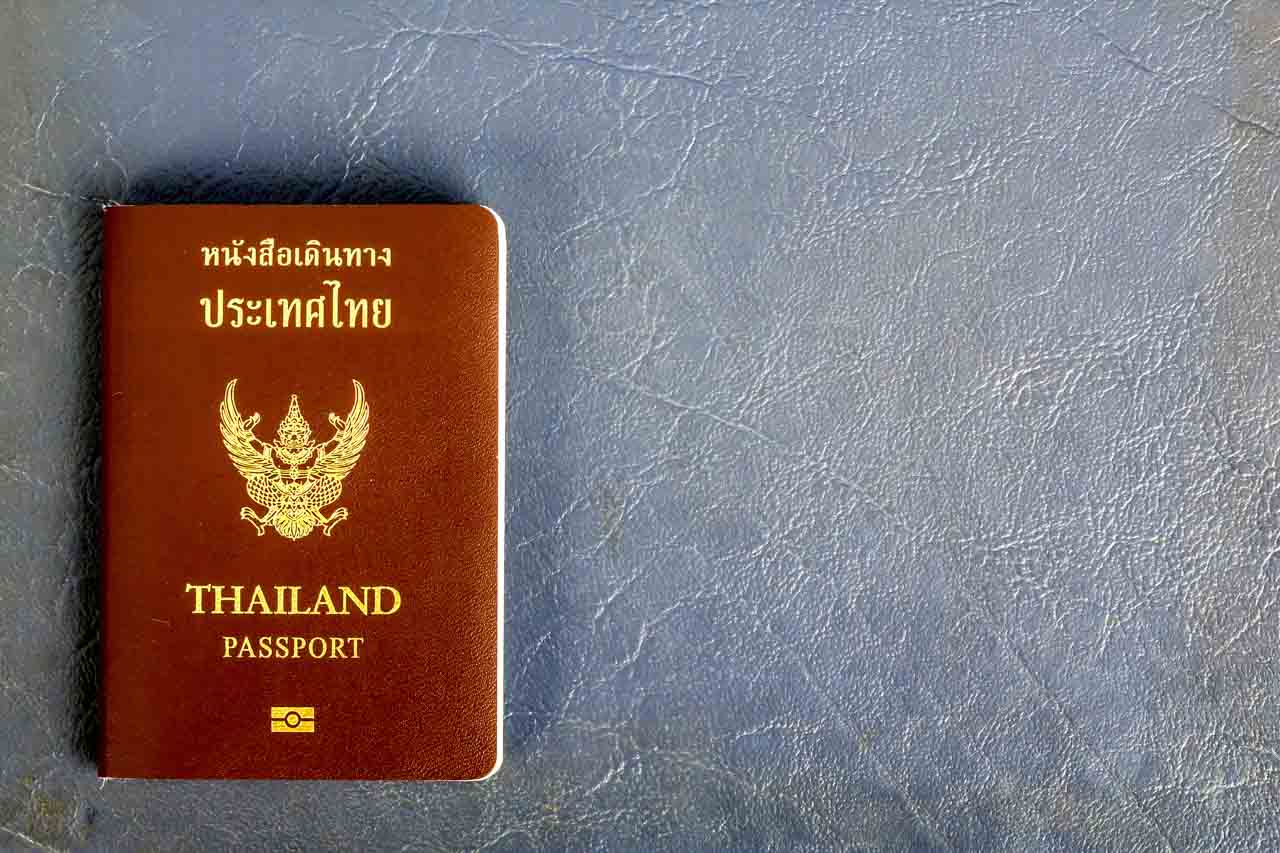 Алгоритм получения гражданства Тая