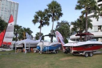 Яхт-клуб Ocean Marina в Паттайе приглашает С 26 по 29 ноября 2015 на территории яхт-клуба проходит выставка маломерных судов