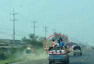 Тайские грузовики - самые суровые грузовики в мире ( Thai trucks - the toughest trucks in the world )