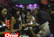 Pattaya Police and District Chief check Pubs and Discotheques - Pattaya One
