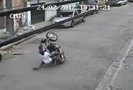 Езда на мотоцикле требует навыков ! ( Таиланд )