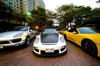 Porsche Club Thailand- DOTY 2014 Reunion