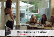Pattaya Channel News & Events - Miss International Russia Thailand 2014