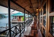 Тайланд - Вечер на реке Квай