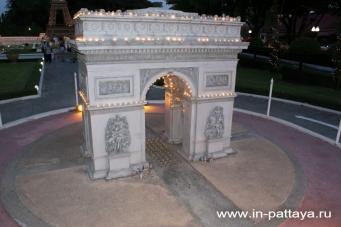 Парк миниатюр Мини-Сиам (Паттайя)