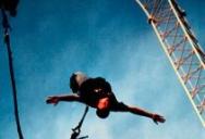 Британец прыгает с вышки в Паттайе