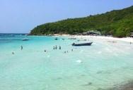 Koh Larn/Samae beach/Pattaya/Thailand