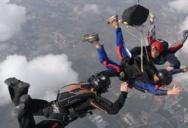 Skydive @ Pattaya - - Rajiv Seth