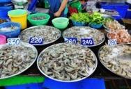 Рыбный рынок на Наклуа Паттайя