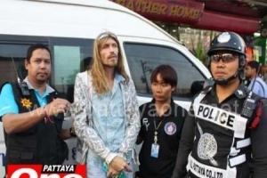 В Паттайе задержан россиянин с марихуаной