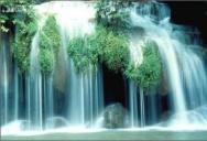 Чудо природы - водопад Эраван