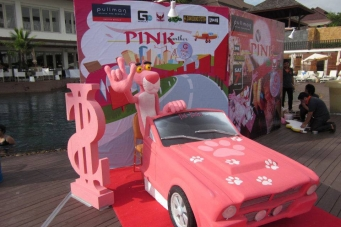 Pink Panther Party