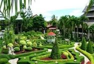 Pattaya Attractions - Nong Nooch Tropical Garden