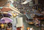 Тайланд - Плавучий рынок, каналы (Квай)