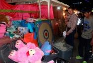 Военные и полиция разогнали незаконный «Луна-парк» в Паттайе