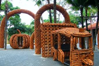 Тропический сад Нонг Нуч