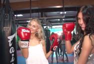 Miss International Russia Thailand репетиция перед финалом