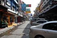 Nice thai market on Beach Raod. Pattaya