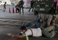 Стрельба в Бангкоке