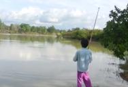 Любите рыбалку ??? Новая тайская катушка для вас!!!!