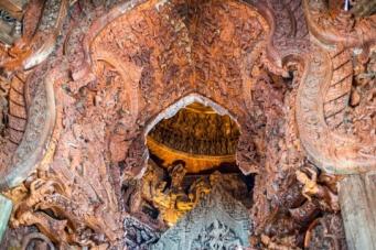 Храм Истины в Паттайе (часть 2)