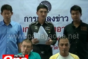 Final suspects in Ukrainian abduction case arrested by Pattaya Police