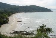 Военный пляж в Паттайе или пляж Сай Кео Sai keaw Beach