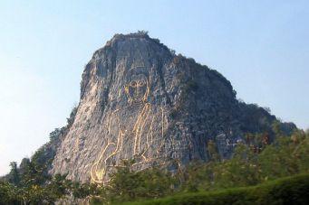 Золотая гора Будды в Паттайе